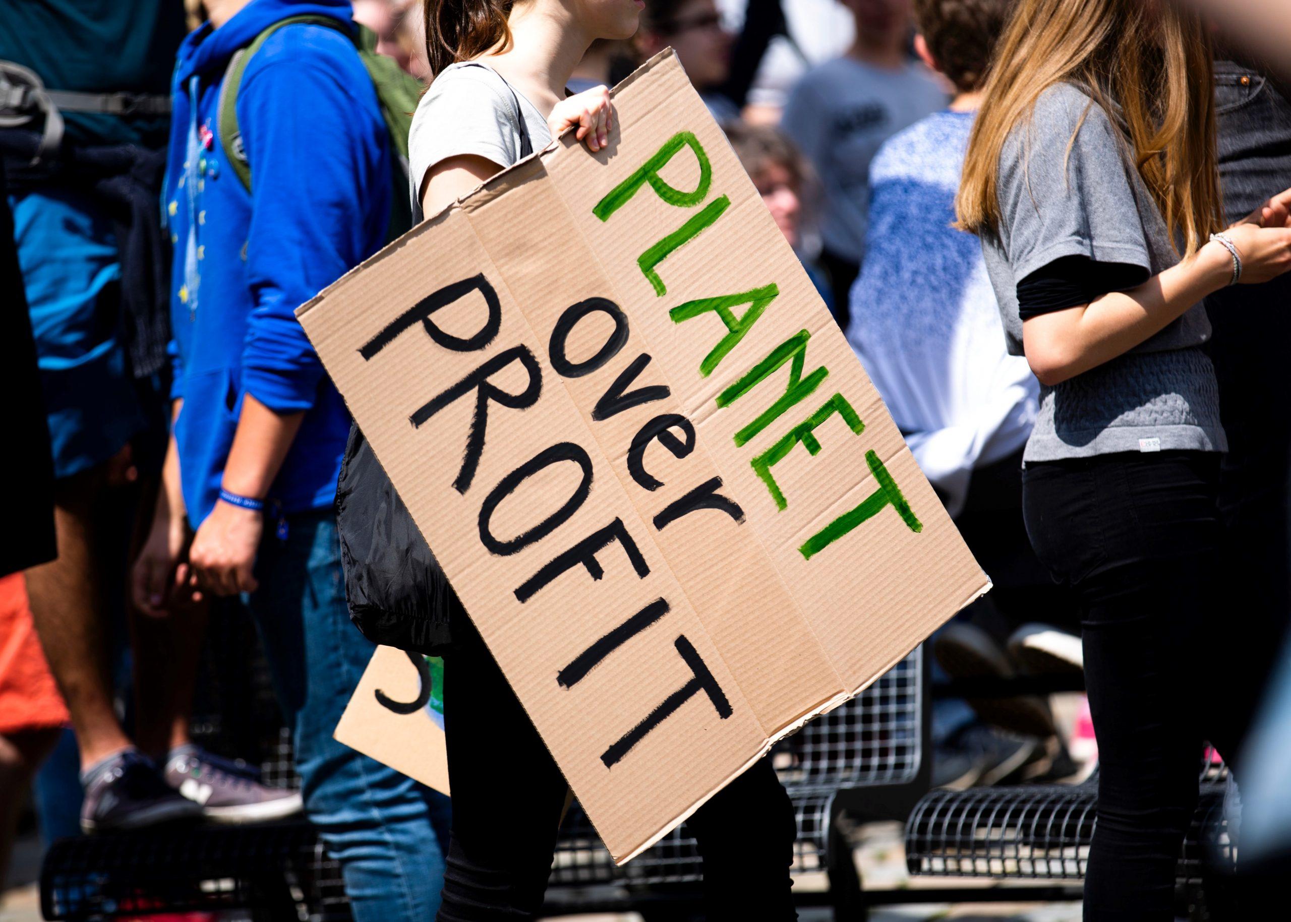ESG Planet not profit